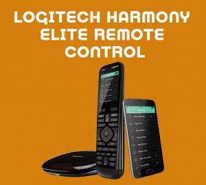 Logitech Harmony Elite Remote Control