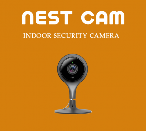 Nest Cam Indoor security camera