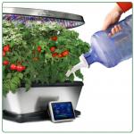 smart garden, no soil, Aerogarden